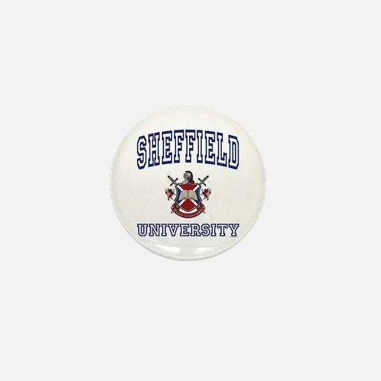 SHEFFIELD University Mini Button