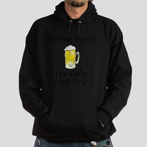Dog Beers Hoodie (dark)