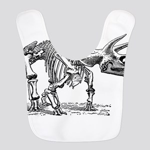 Triceratops Skeleton Bib