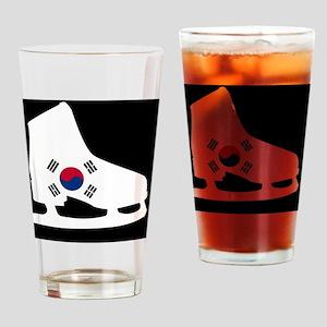figureskateKRb Drinking Glass