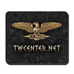 TWC Rome Eagle Mousepad