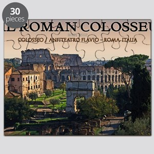 Rome - Forum and Colosseum Puzzle