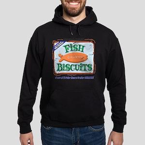 fishbiscuits Hoodie (dark)