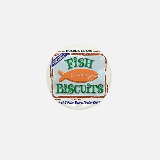 fishbiscuits Mini Button