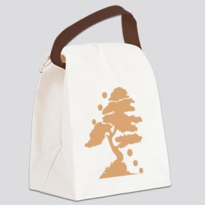 tree1 Canvas Lunch Bag