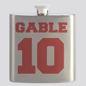STAN GABLE 10 BACK Flask