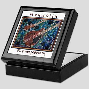 Mandolin<br>Keepsake Box