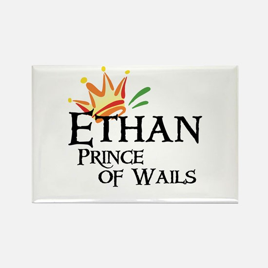 Ethan Prince of Wails Rectangle Magnet