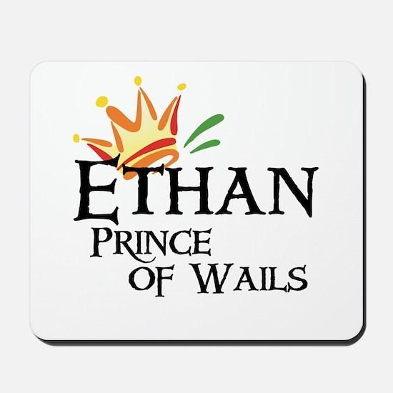 Ethan Prince of Wails Mousepad
