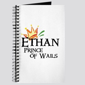 Ethan Prince of Wails Journal