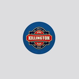 Killington Old Label Mini Button