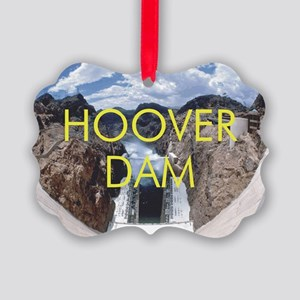 hooverdam1 Picture Ornament
