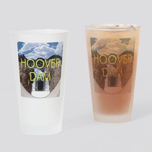 hooverdam1 Drinking Glass