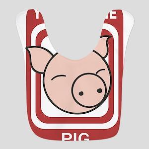 Year Of The Pig Bib