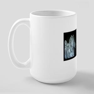 Silver Large Mug