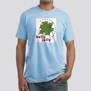 Holly Jolly Fitted T-Shirt