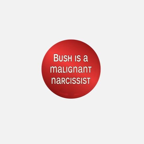 narcissist... Mini Button
