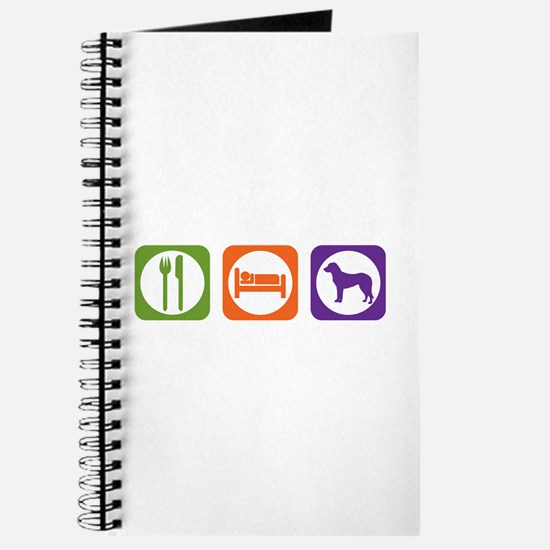 Eat Sleep Retriever Journal