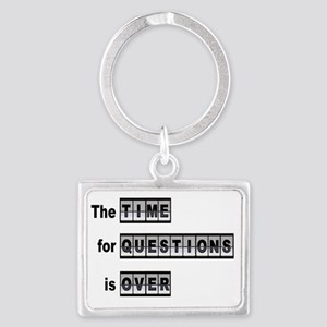 TIME for Landscape Keychain