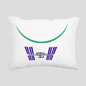 issdawn_dark Rectangular Canvas Pillow