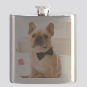 Dressed to the Nines Flask
