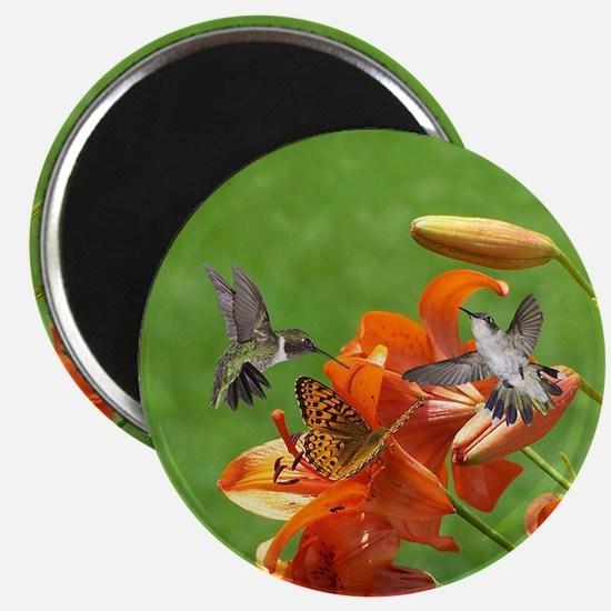 2-ornament Magnet