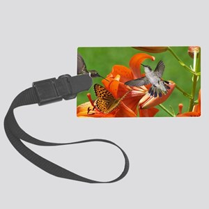 14x6_print Large Luggage Tag