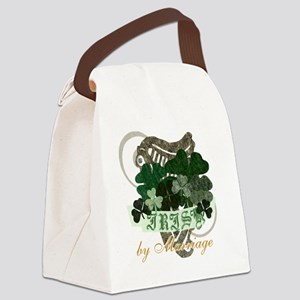 irish-by-marriage Canvas Lunch Bag