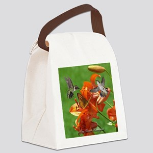 9x7 Canvas Lunch Bag