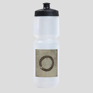 Vintage Enso Symbol Sports Bottle