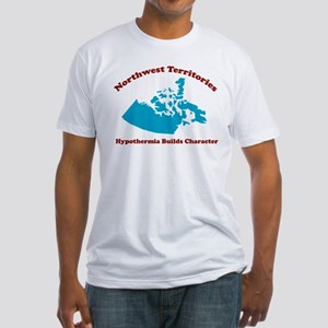 Northwest Territories: Hypoth Fitted T-Shirt