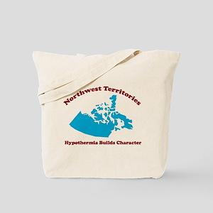 Northwest Territories: Hypoth Tote Bag