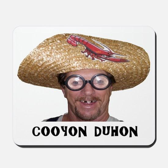 cooyon duhon t-shirt mug #2 Mousepad