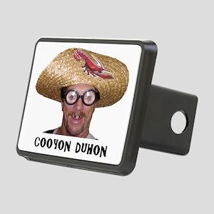 cooyon duhon t-shirt mug # Rectangular Hitch Cover