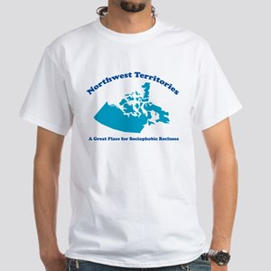 Northwest Territories White T-Shirt