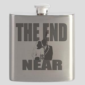 END IS NEAR  Flask