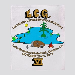 LCG610 Throw Blanket
