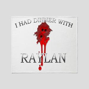 Raylan Throw Blanket