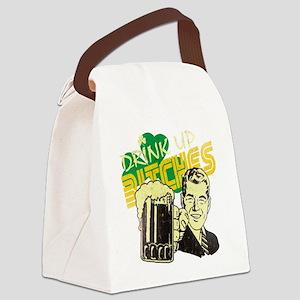 dub4 Canvas Lunch Bag