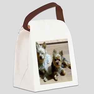 sunbathe Canvas Lunch Bag