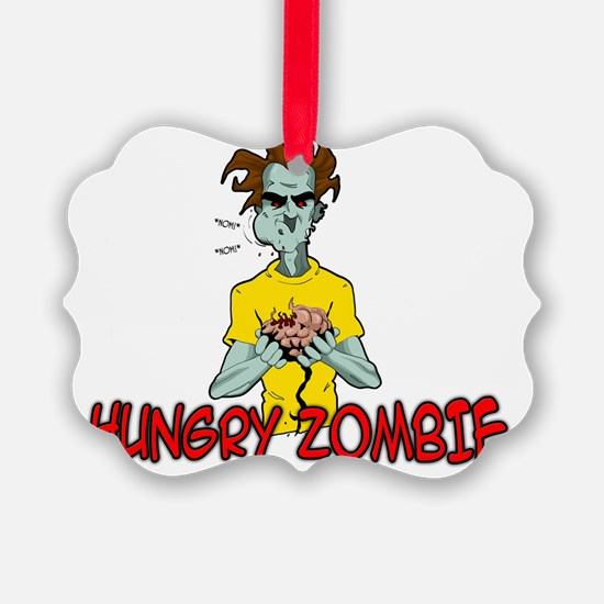 hungry_zombie_colors_small Ornament