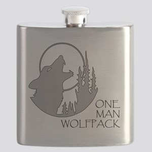 wolfpack Flask