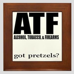 ATFwite Framed Tile