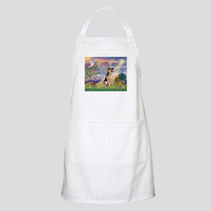 Cloud Angel & G-Shepherd BBQ Apron