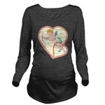 Cupid Love Long Sleeve Maternity T-Shirt