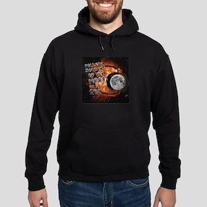 moon art 1 Sweatshirt