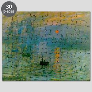 Impression, Sunrise Puzzle
