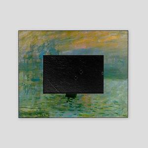 Impression, Sunrise Picture Frame