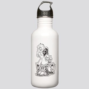 favrote things Stainless Water Bottle 1.0L