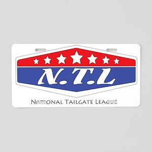 ntl-1 Aluminum License Plate